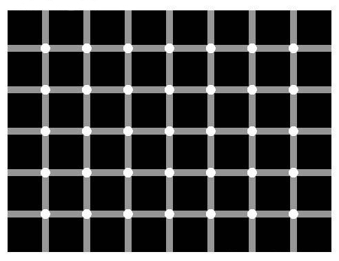 Optical illusions Dots